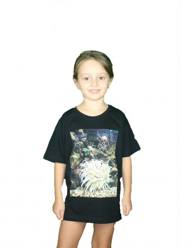 Mini Me T-shirt Acquarium
