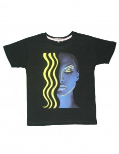 Mini Me T-shirt Beauty Addict